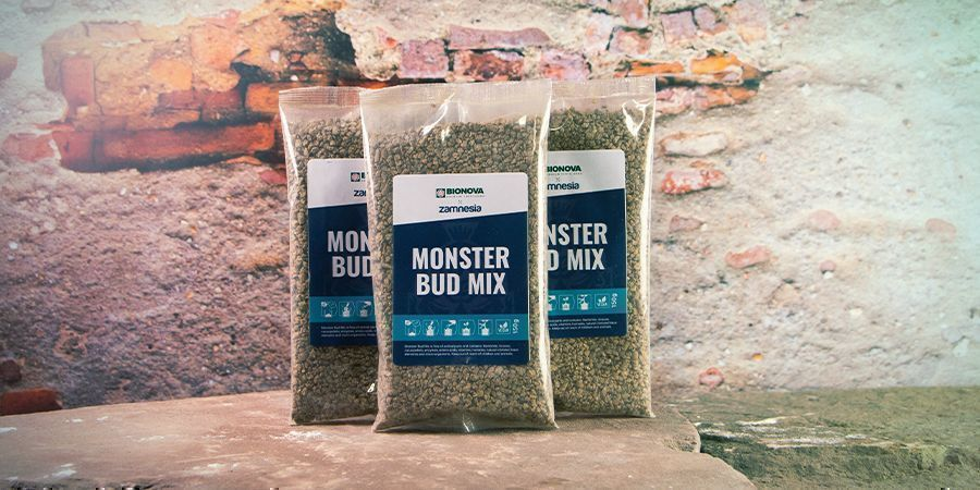 Monster Bud Mix - Engrais Bio