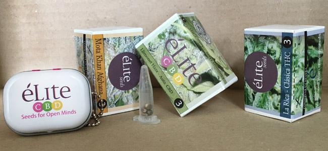 Élite Seeds Emballage