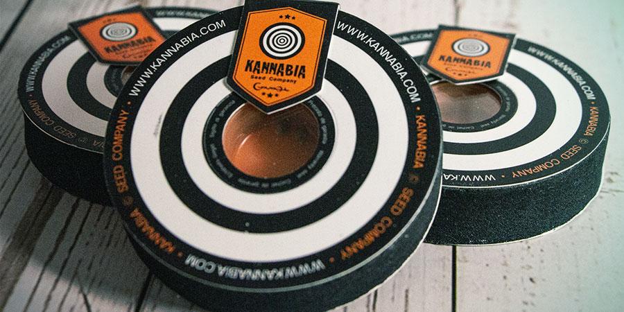 Emballage Kannabia