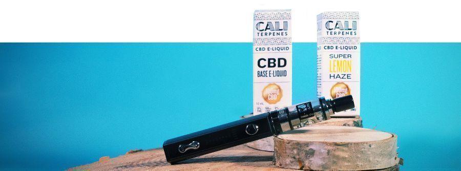 E-Liquide Au CBD
