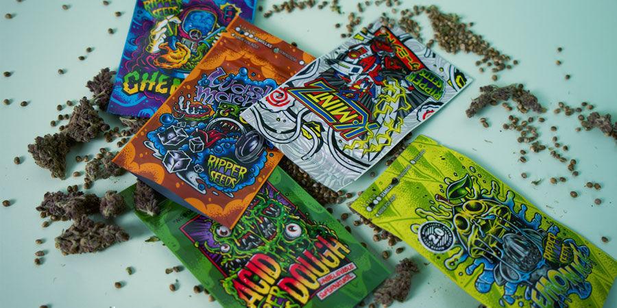 Emballés Graines Ripper Seeds