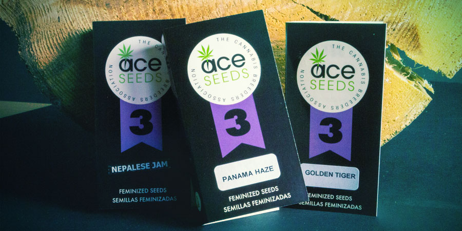 Emballage A.C.E. Seeds