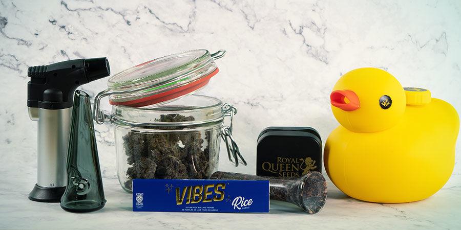 Quels Sont Les Meilleurs Accessoires Pour Fumer Du Cannabis?