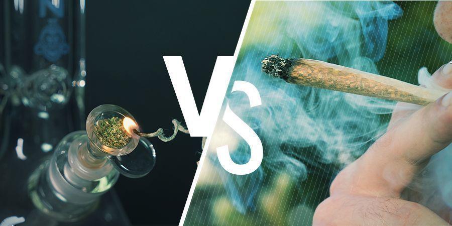 Bangs vs Joint