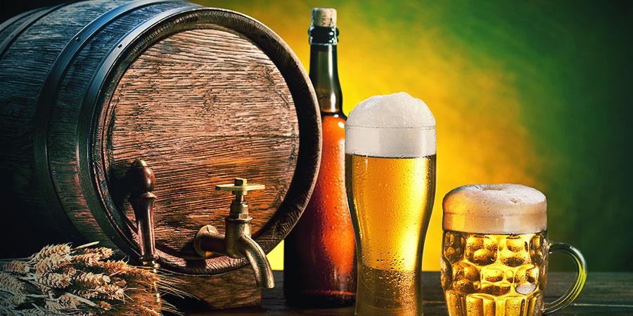 Extraits de malt de bière
