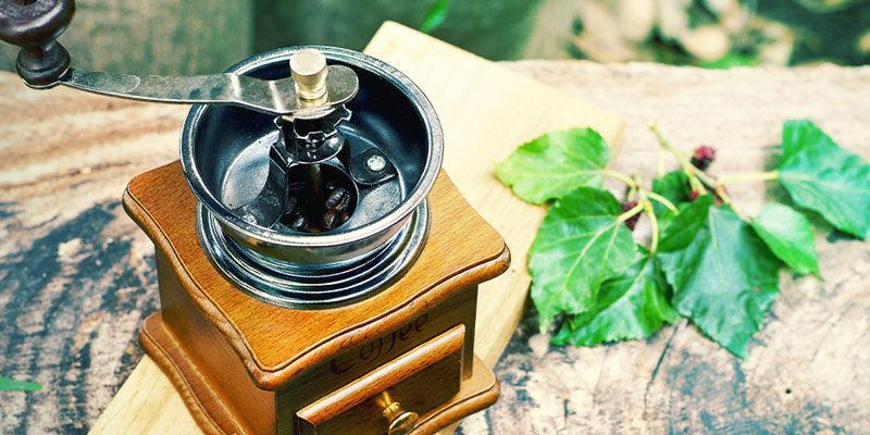Grinder Du Cannabis Sans Grinder : Moulin à Café