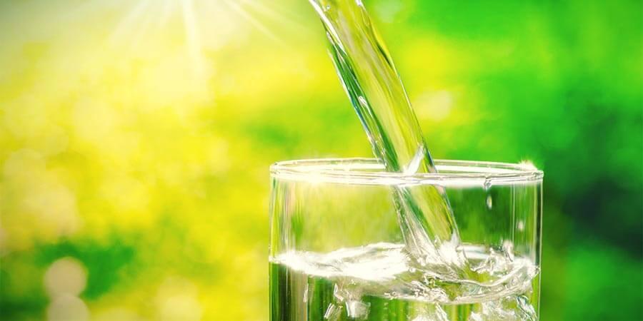 L'eau – Restez hydraté