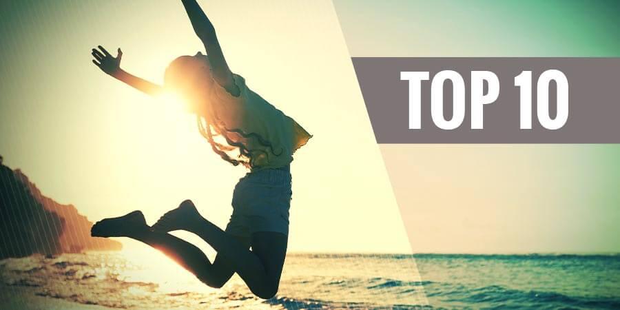 10 façons naturelles de garder son énergie