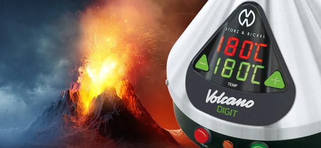 Volcano Digit Vaporisateur