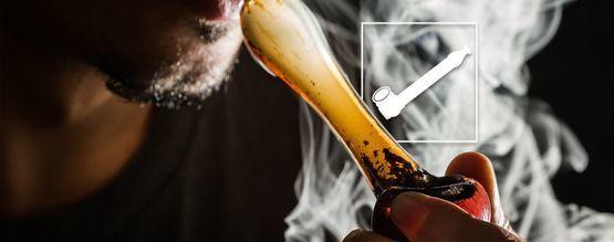 Comment Fumer Du Cannabis Avec Une Pipe