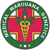 Logo de Medical Marijuana Genetics