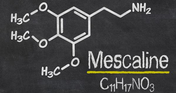 Formule chimique de la méscaline