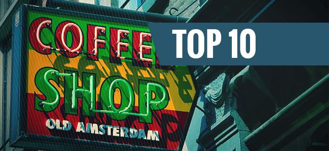 Coffeeshops d'Amsterdam Meilleurs