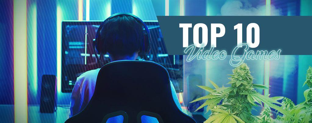 Top 10 Des Jeux Vidéos Pour Jouer En Planant