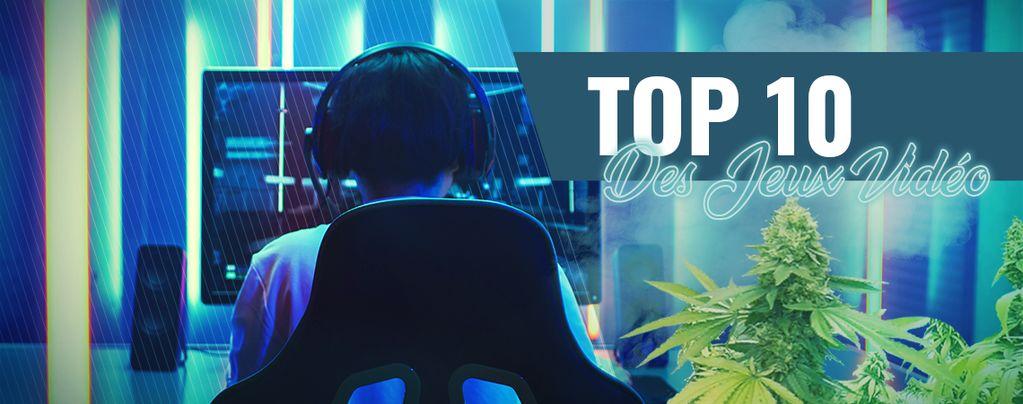 Top 10 Des Jeux Vidéo À Jouer Sous Influence