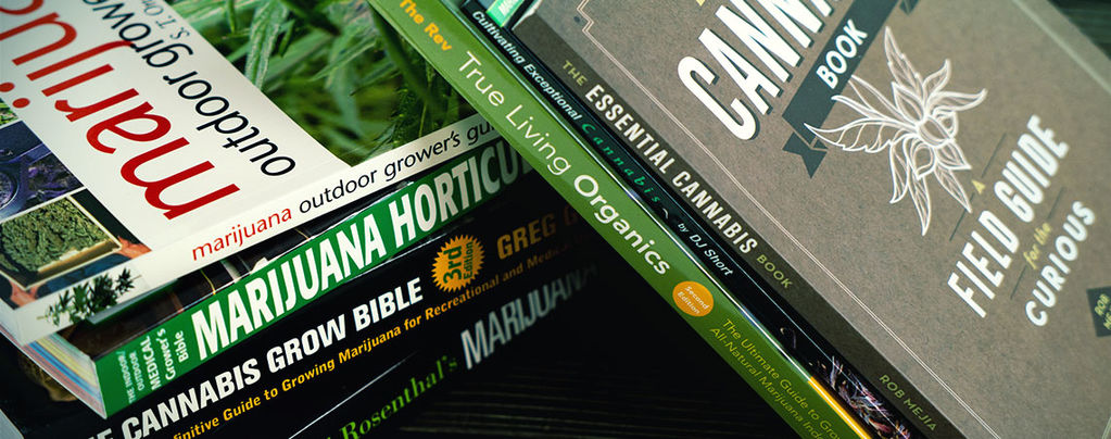Top 10 Des Livres Sur La Culture De Cannabis — Débutant À Vétéran