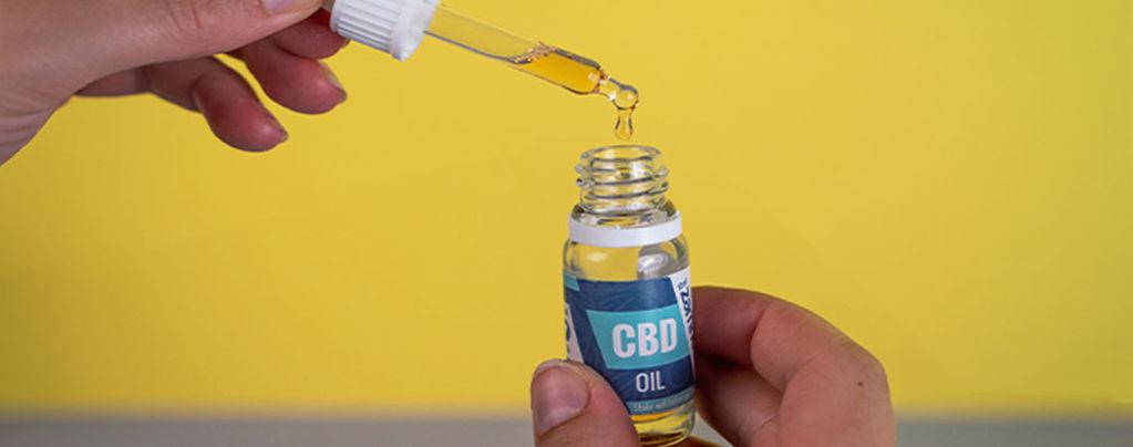 Huile de CBD et cannabis