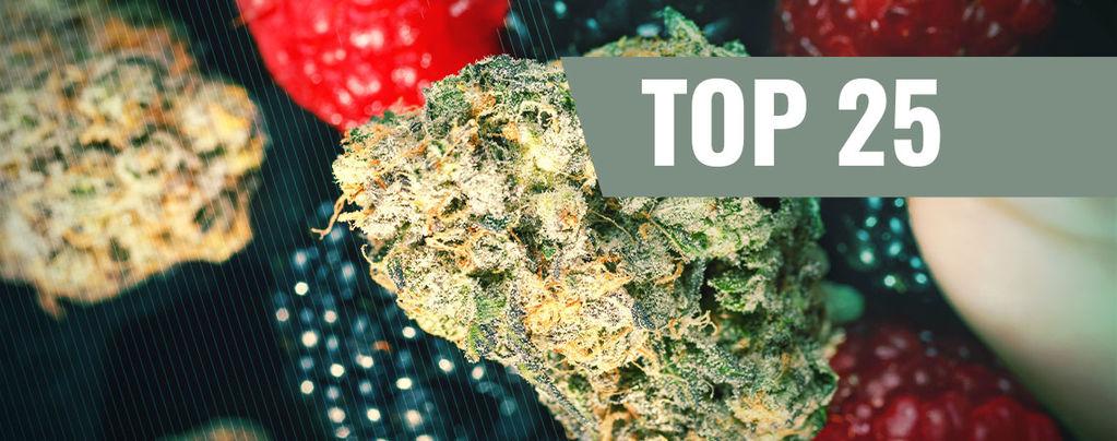 Variétés De Cannabis Fruitées