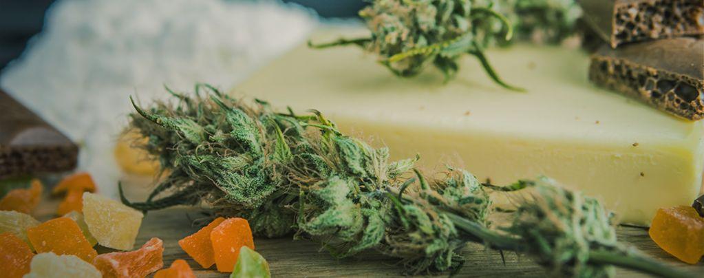 Comestibles À Base De Cannabis
