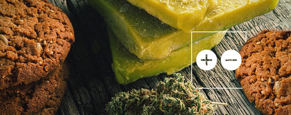 Avantages Et Inconvénients Des Produits Comestibles Au Cannabis