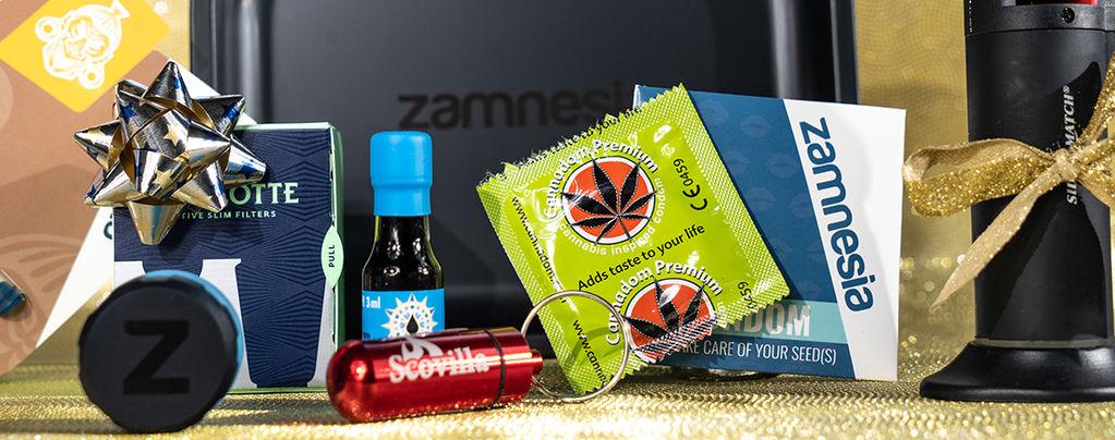 Cadeaux Liés Au Cannabis