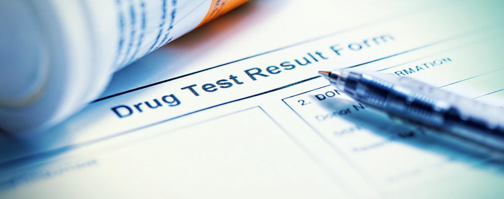 La Réussite D'un Test De Drogue Urinaire