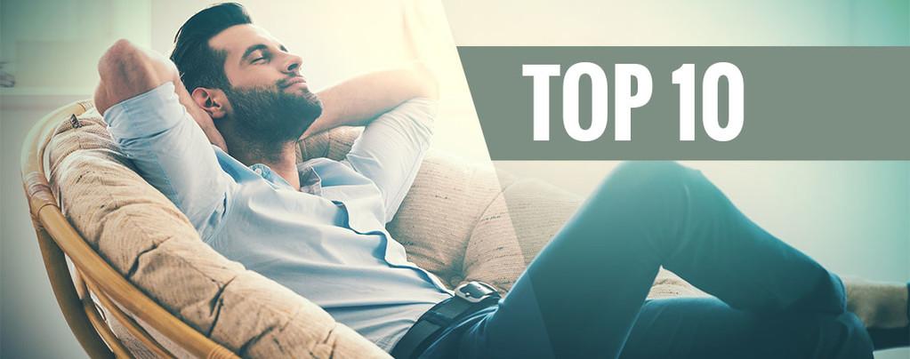 Top 10 Des Variétés De Cannabis Pour Se Relaxer Et Se Détendre