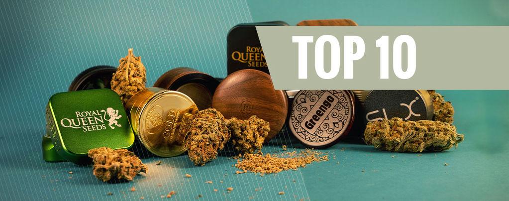 Top 10 Des Grinders