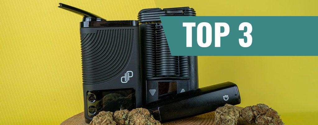 Top 3 Des Vaporisateurs Hybrides
