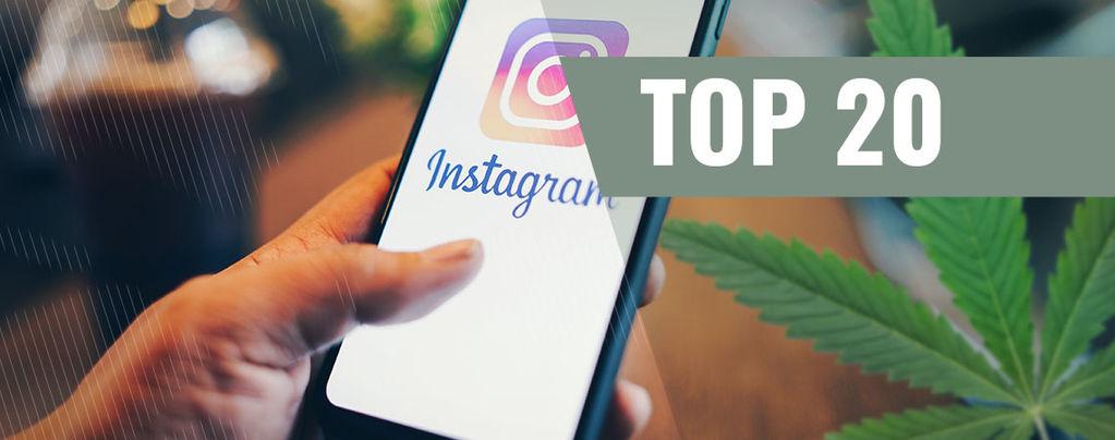 Comptes Instagram Sur Le Cannabis