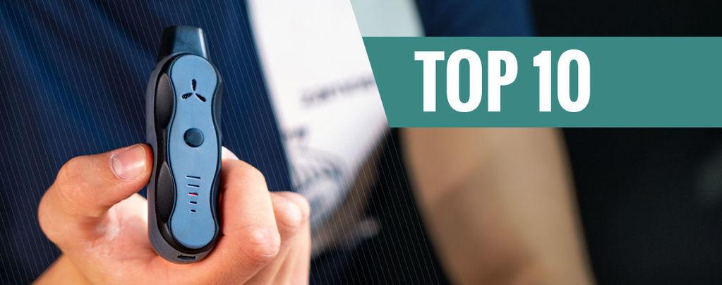 Nos 10 meilleurs vaporisateurs