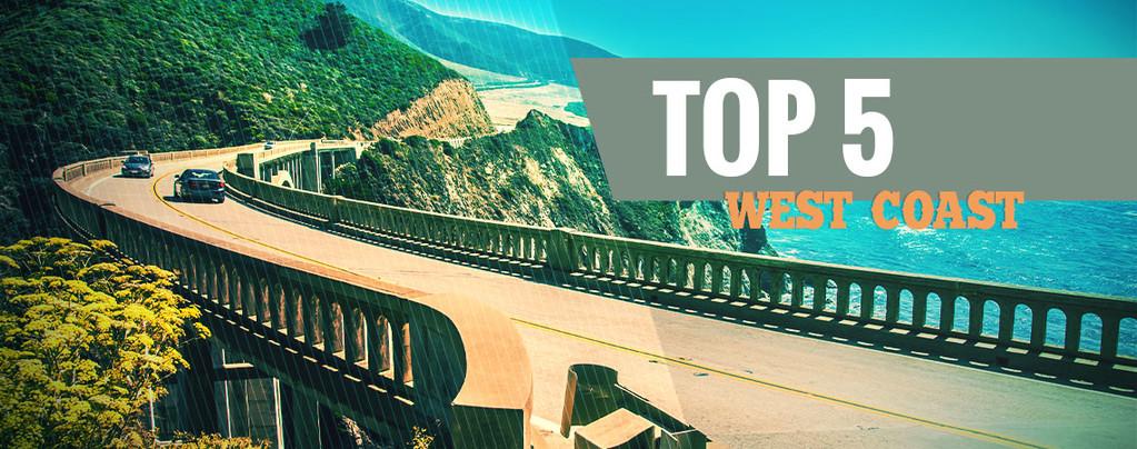 Les 5 meilleures variétés de cannabis de la Côte Ouest