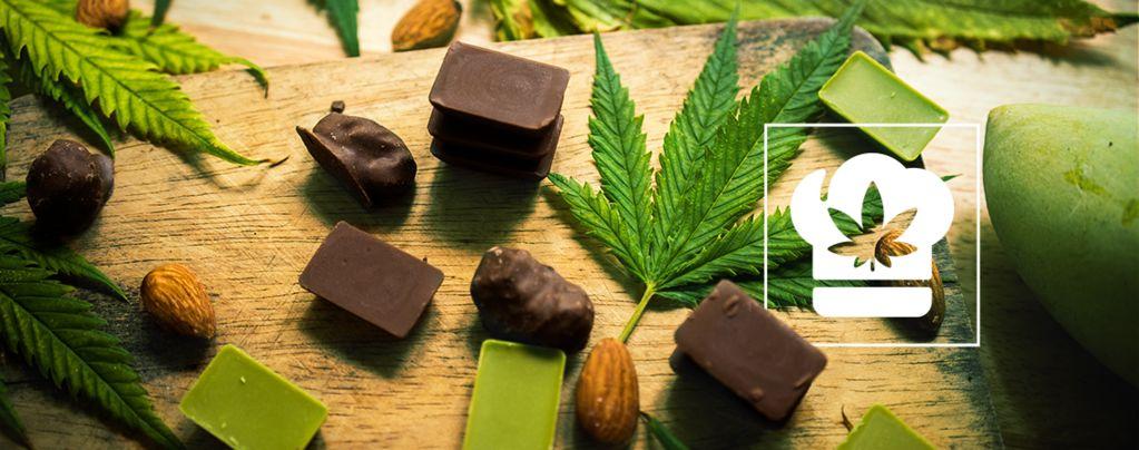 Chocolat Au Cannabis