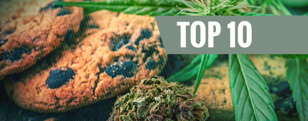 Top 10 Des Erreurs En Cuisinant Avec Du Cannabis