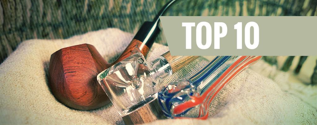Top 10 Des Pipes Pour Fumer De L'Herbe