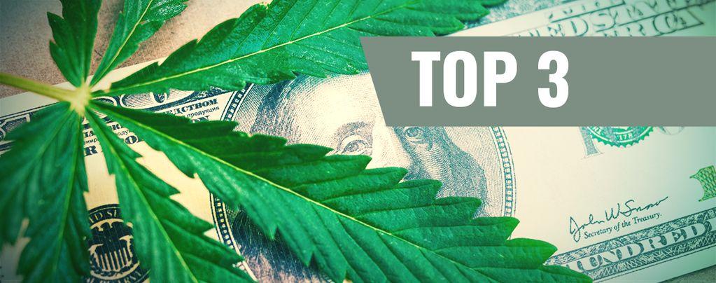 Top 3 Des Variétés De Cannabis Les Plus Chères