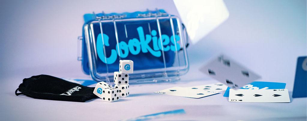 Cookies L'Entreprise Cannabique