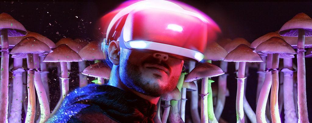 Faut-Il Combiner VR Et Substances Psychédéliques ?
