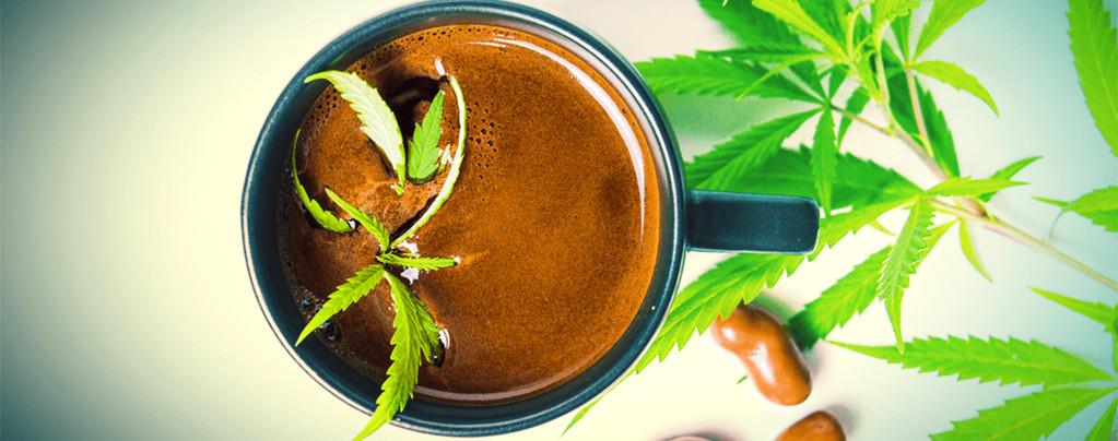 Café Au Cannabis