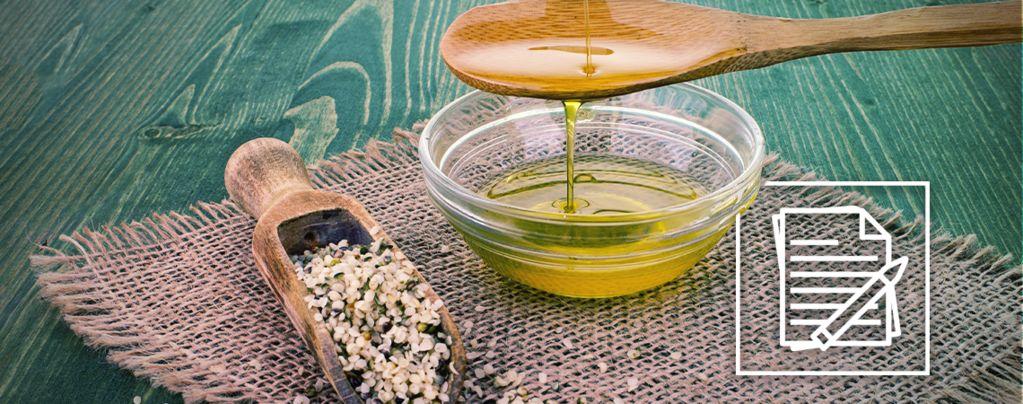 L'Huile D'Olive Au Cannabis