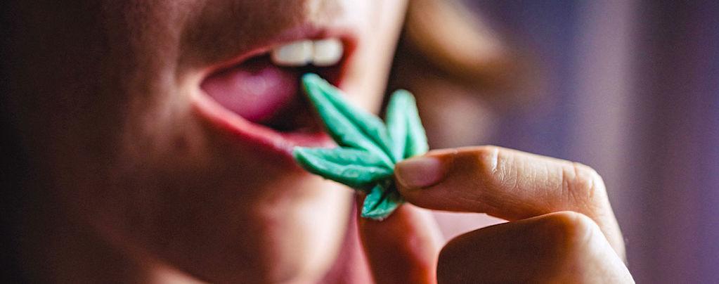 Manger Vs. Fumer Du Cannabis