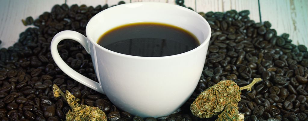 Le Café Et La Weed