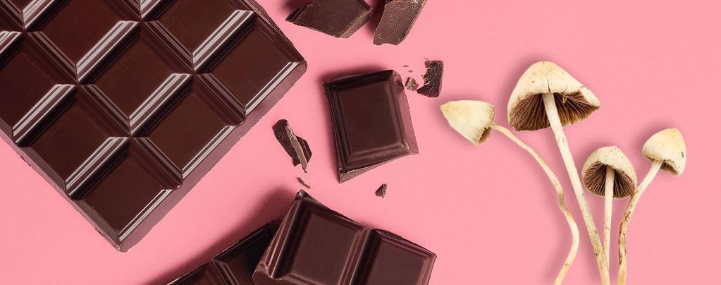 3 façons faciles de faire du chocolat aux champis magiques
