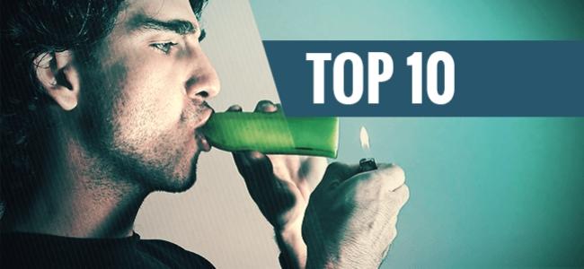 Les 10 «drogues Légales» Les Plus Bizarres