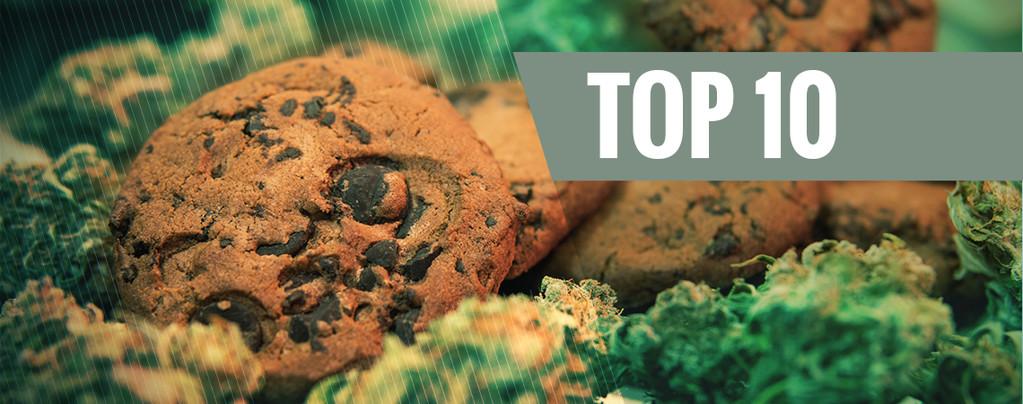 Les 10 meilleures recettes au cannabis