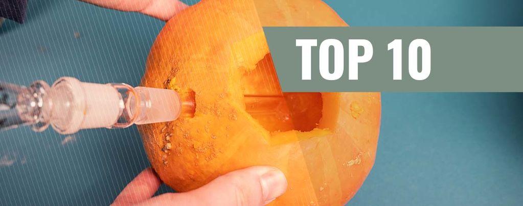 Top 10 Des Bangs & Pipes Créatifs Improvisés