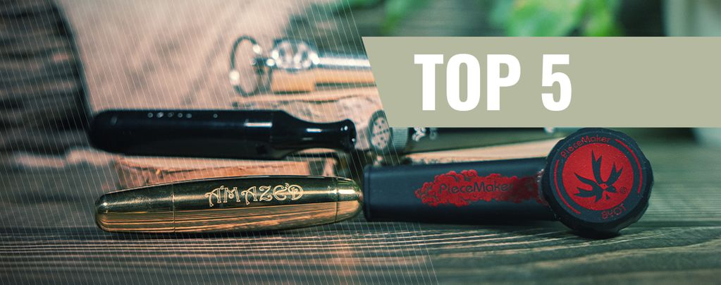 Top 5 des Pipes de Voyage Indestructibles