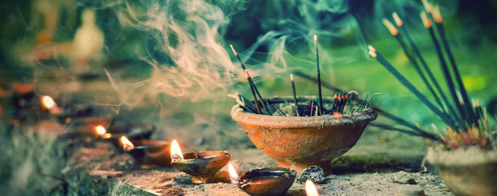 Les origines de l'encens Nag Champa