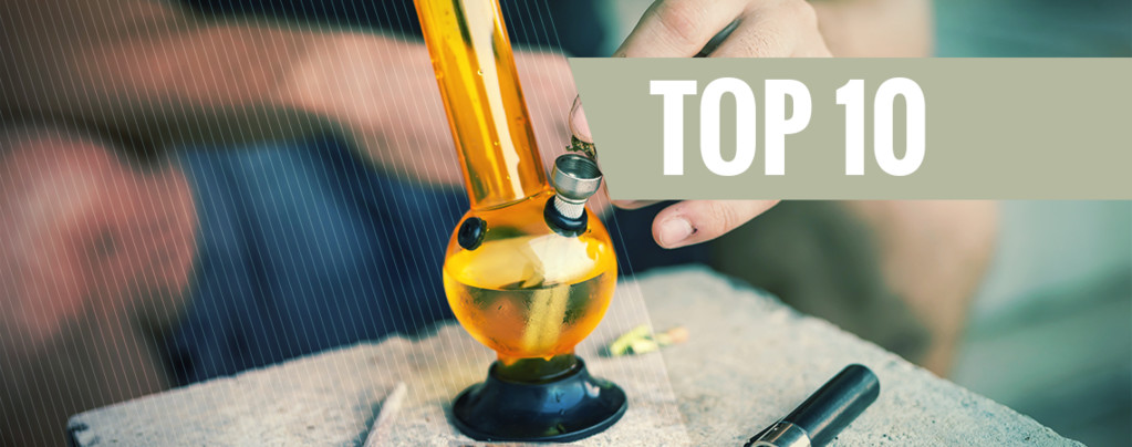 Top 5 Des Alternatives Curieuses À L'Eau Du Bang