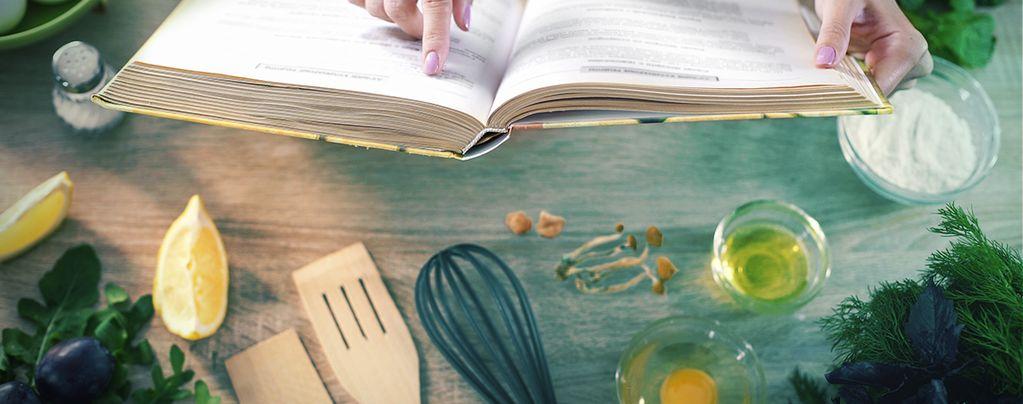 Champignons magiques -  5 recettes délicieuses